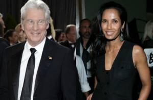 Richard Gere começa namoro com a apresentadora do 'Top Chef' Padma Lakshmi