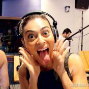 'Meu Pedacinho de Chão': Juliana Paes e elenco brincam na gravação de musical