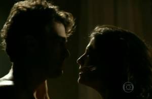'Em Família': Gabriel Braga Nunes e Helena Ranaldi aparecem em cenas quentes