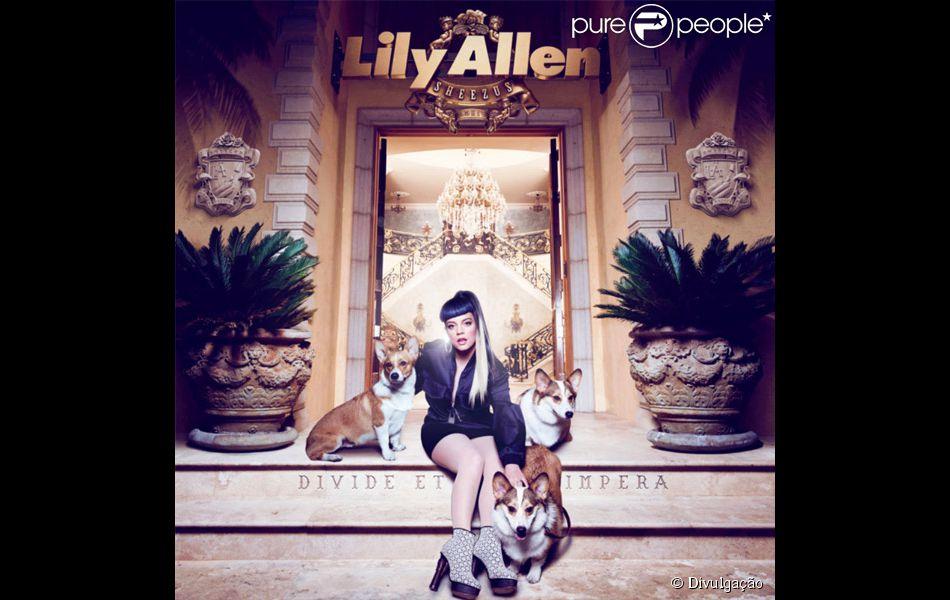 Afastada há algum tempo dos holofotes, Lily Allen volta ao cenário musical flertando com o hip-hop