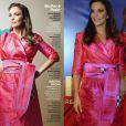 Ivete Sangalo posa para a revista TPM com o mesmo vestido que usou na divulgação do seu CD. Repetir é chique!