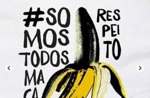 Luciano Huck lança camisetas 'Somos todos macacos' por R$ 69 e recebe críticas