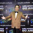 Fausto Silva comemorou recentemente os 25 anos do 'Domingão do Faustão'