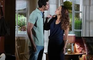 'Em Família': Jairo conta para Juliana (Vanessa Gerbelli) que era assaltante