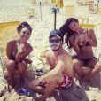 Yanna Lavigne contou que vai viajar para a República Dominicana com a amiga Sheron Menezzes