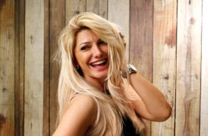Antonia Fontenelle muda o visual e alonga os cabelos para personagem em filme