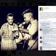 Jairzinho diz no Facebook após morte do pai: 'Estamos todos muito emocionados e tentando entender este momento'