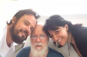 Morre pai de Paulinho Vilhena e ator cancela apresentação da peça 'Tô grávida'