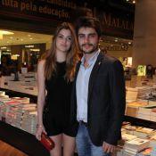 Guilherme Leicam procura imóvel para morar com namorada, Bruna Altieri, no Rio