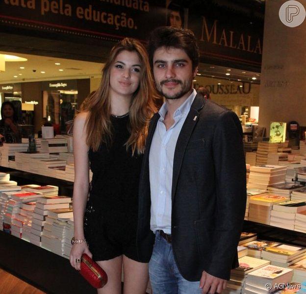 Guilherme Leicam pode evoluir namoro com Bruna Altiere; casal está procuranto imóvel na Barra, bairro da Zona Oeste do Rio de Janeiro, diz colunista