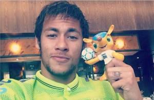 Neymar encerra agenda com o Barcelona e já está liberado para viajar ao Brasil