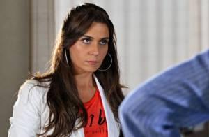 'Em Família': Cadu reclama e Clara avisa que não pretende continuar no bistrô