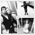 Daniela Aranguiz e Jorge Valdívia são casados há 10 anos e são pais de dois filhos: Agustina e Jorge Ignacio