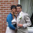 Christelle Mirallas e Kevin Mirallas são casados desde junho de 2011 e têm muitos fãs na Bélgica