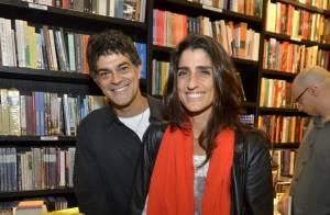 Eduardo Moscovis e a mulher, Cynthia Howlett, vão a lançamento de livro no  Rio 4b3606b022