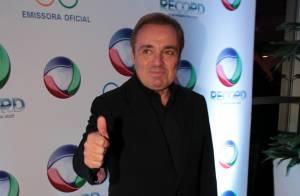 Gugu Liberato planeja voltar à Record para apresentar programa de temporada
