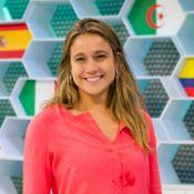 Fernanda Gentil evita comparações com Fátima Bernardes na Copa: 'Falta muito'