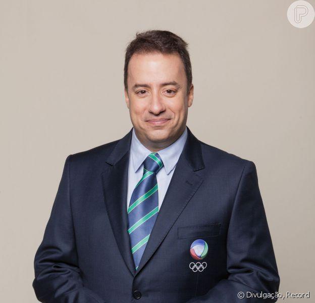 Maurício Torres, apresentador da Record e comentarista esportivo, morreu no início da noite deste sábado, 31 de maio de 2014