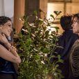 Giovanna Antonelli não alimenta expectativas para cena de beijo entre Clara e Marina
