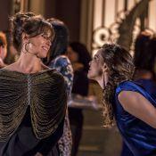 Giovanna Antonelli comenta beijo entre Clara e Marina: 'Zero expectativa'