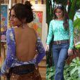 O figurino de Clara (Giovanna Antonelli) é um dos mais desejados na TV Globo
