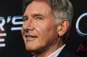 Harrison Ford sofre acidente e se machuca durante as filmagens de 'Star Wars'