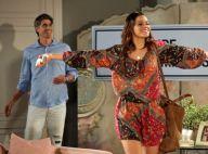 'Em Família': Clara e Helena se incomodam com presença de Cadu e Luiza em festa