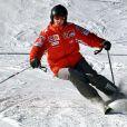 Michael Schumacher entrou em coma após sofrer um acidente de esqui no dia 29 de dezembro de 2013