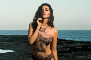 Tainá Müller posa sensual e exibe boa forma em revista: 'Que coisa linda!'