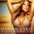 Mariah Carey reclama da capa de seu single: 'Definitivamente, não foi eu que selecionei essa capa'