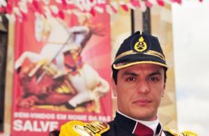 'Salve Jorge': Théo (Rodrigo Lombardi) é preso por dopping e fica 10 dias detido