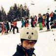 Ex-ginasta, Lais Souza havia trocado a ginástica pela prática do esqui