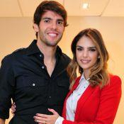Carol Celico diz que Kaká é um príncipe e declara: 'Nada vai desestabilizar'