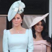 Meghan Markle e Kate Middleton prestigiam juntas aniversário da rainha. Looks!