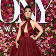 Ming-Na Wen  na 72ª edição do Tony Awards, realizada no Radio City Music Hall, em Nova York, neste domingo, 10 de junho de 2018