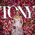 Hailey Kilgore  na 72ª edição do Tony Awards, realizada no Radio City Music Hall, em Nova York, neste domingo, 10 de junho de 2018
