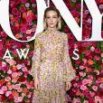 Carey Mulligan na 72ª edição do Tony Awards, realizada no Radio City Music Hall, em Nova York, neste domingo, 10 de junho de 2018