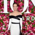 Laurie Metcalf  na 72ª edição do Tony Awards, realizada no Radio City Music Hall, em Nova York, neste domingo, 10 de junho de 2018