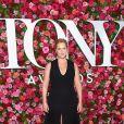 Amy Schumer na 72ª edição do Tony Awards, realizada no Radio City Music Hall, em Nova York, neste domingo, 10 de junho de 2018