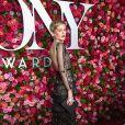 Famosas na 72ª edição do Tony Awards, realizada no Radio City Music Hall, em Nova York, neste domingo, 10 de junho de 2018