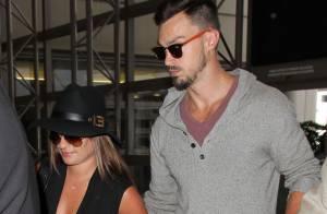 Lea Michele aparece de mãos dadas com novo namorado, Matthew Paetz