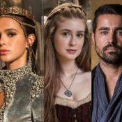 'Deus Salve o Rei':Amália se alia a Virgílio para desmascarar crimes de Catarina