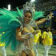 Rainha de bateria da Unidos da Tijuca, Juliana Alves falou sobre o Carnaval 2019
