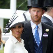 Meghan Markle usa look exclusivo em 1° aparição no tradicional Royal Ascot. Veja
