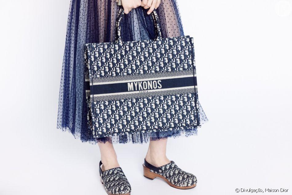 e5dd97d9b9cbe Dior lança itens com exclusividade para nova loja temporária em Mykonos, na  Grécia, a