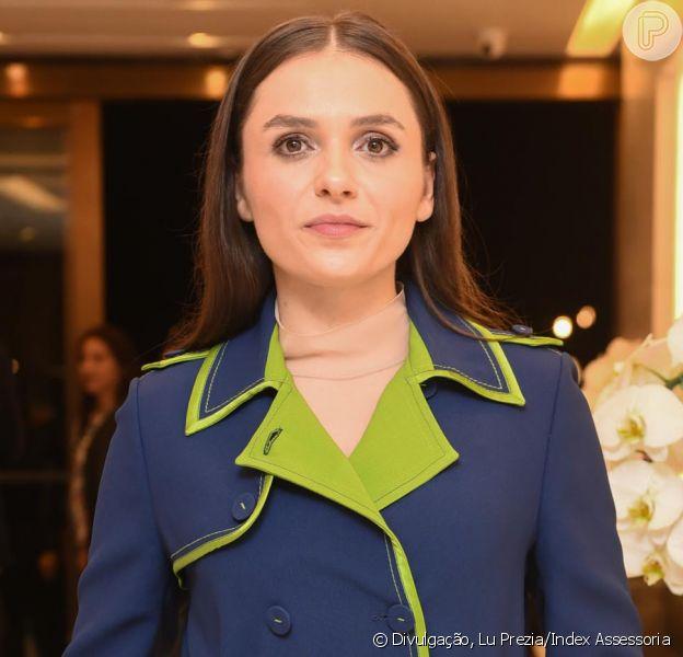 Monica Iozzi destacou cumplicidade com namorado, Gabriel Moura