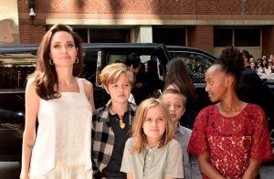 Brad Pitt veta participação dos filhos em filme: 'Se recusa assinar o contrato'