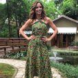 'Câncer não é meu vilão, se tornou professor', escreveu Ana Furtado após retirar tumor na mama e iniciar tratamento