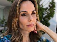 'Câncer não é meu vilão, se tornou professor', diz Ana Furtado sobre tratamento