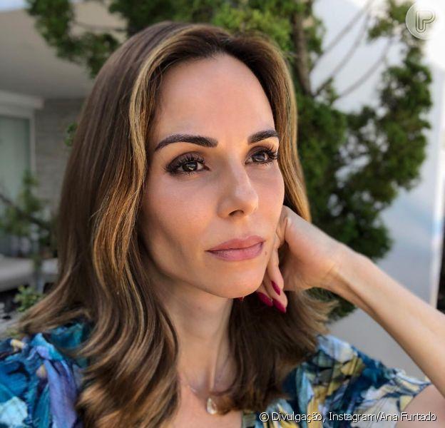 Ana Furtado valoriza autoestima no tratamento de câncer de mama em postagem neste sábado, dia 23 de junho de 2018